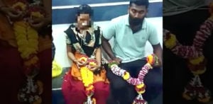 Indian Woman 'makes' Man Marry Her after Suicide Attempt f