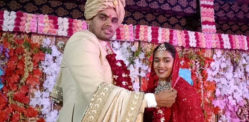 Indian Wrestler Babita Phogat marries Wrestler Vivek Suhag