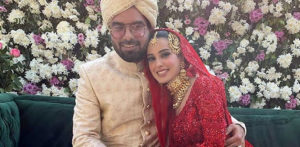 Iqra Aziz & Yasir Hussain get Married in Wonderful Ceremony f
