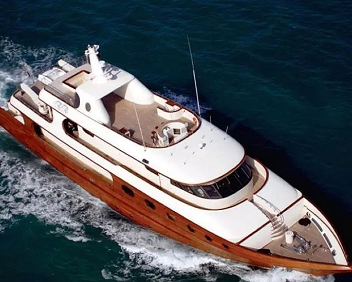 Luxury Yachts owned by Indian Business Tycoons - gautam