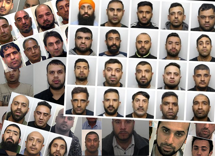 'Nearly 19000 Children' were Sexually Groomed in a Year - grooming gangs