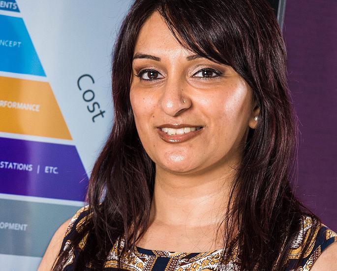 Nita Rabadia: An Inspirational Leader with HS2 - IA 3