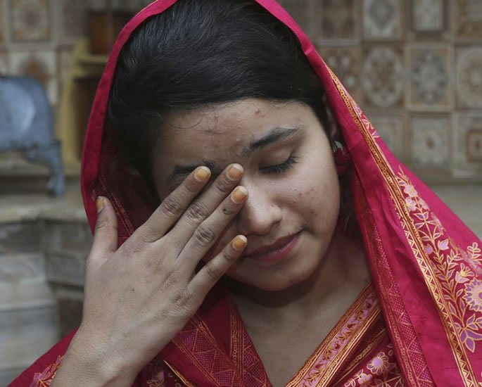 Over 620 Pakistani Girls were Sold as Brides to China - bride