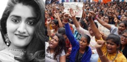 Protests to Hang Rapists of Priyanka Reddy surge in India
