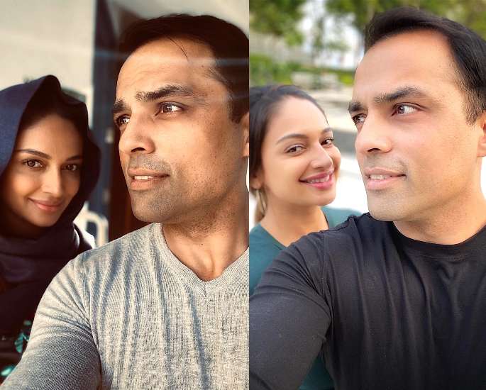 Rubina Bajwa talks Love and Punjabi Cinema - couple 1