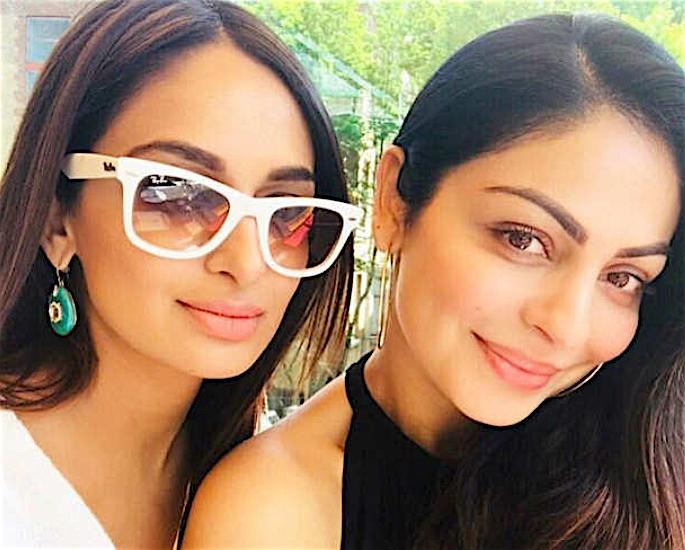 Rubina Bajwa talks Love and Punjabi Cinema - sisters