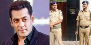 Salman Khan received a Bomb Threat at his Galaxy Apartment f