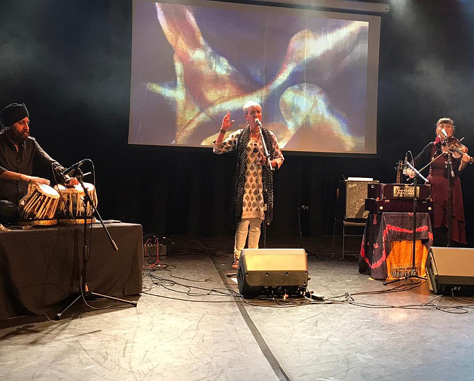 Samia Malik Show 2019: A Grand Success in Birmingham - IA 4