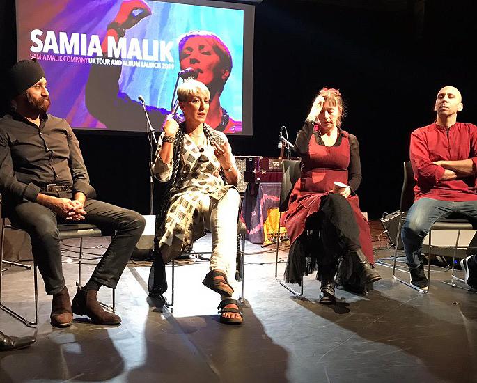 Samia Malik Show 2019: A Grand Success in Birmingham - IA 6
