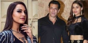 Sonakshi Sinha responds to Salman romancing Young Actresses f