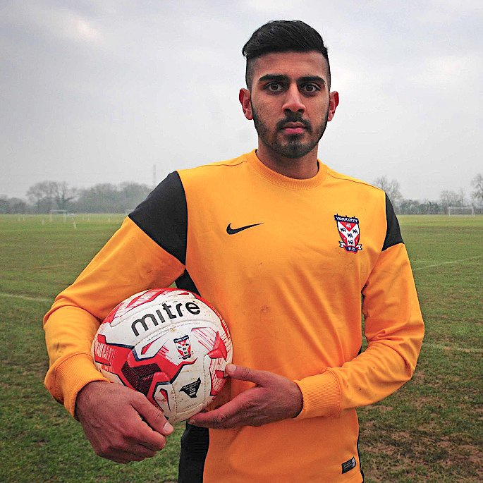 The Best British Asian Football Player of All Time - IA 20