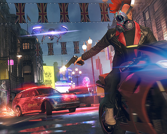 Watch Dogs Legion - Hacking your way across London - gameplay