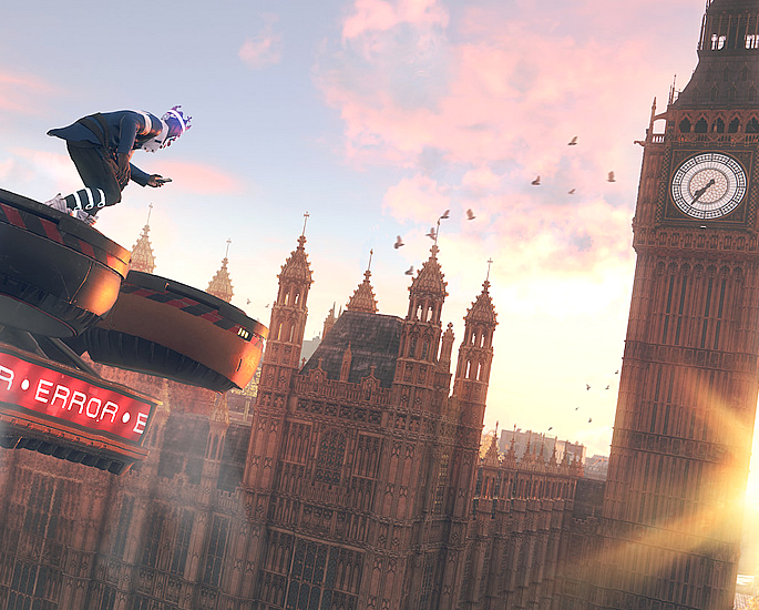 Watch Dogs Legion - Hacking your way across London - setting