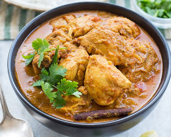 What Ingredients to use When Making a Curry - chick