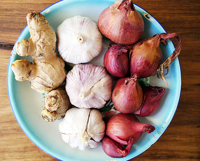 What Ingredients to use When Making a Curry - ongarging