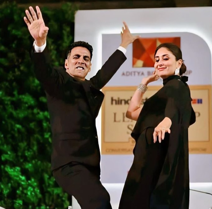 What does Kareena Kapoor want to Get Paid for Acting - Akshay