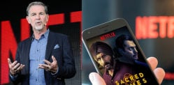 Why is Netflix Investing $420m in India during 2020?