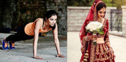 5 Exercises to Look Good in your Wedding Lehenga