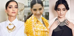 Lush Looks of Sonam Kapoor at Paris Fashion Week
