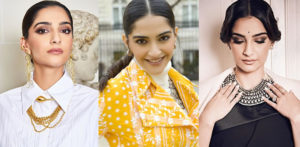 5 Lush Looks of Sonam Kapoor at Paris Fashion Week f
