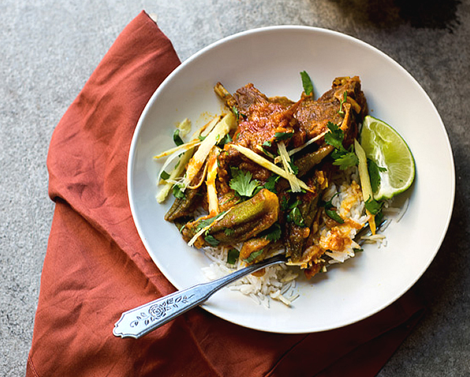 7 Indian Okra Recipes to Make at Home - meat