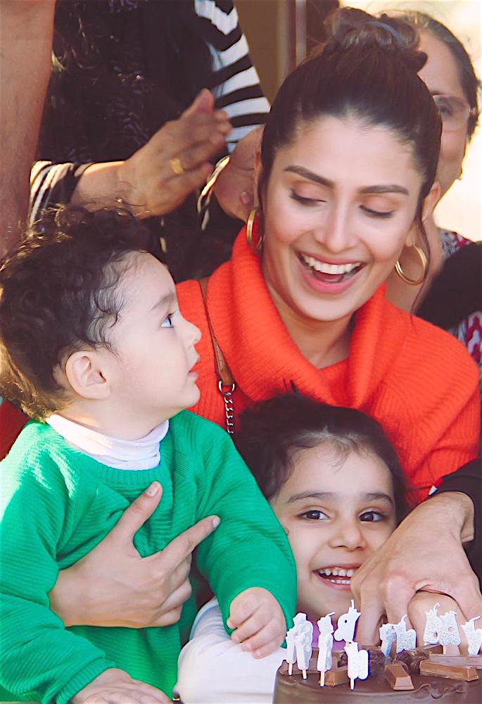 Actress Ayeza Khan shares Fond Memories from 2019 - cake2