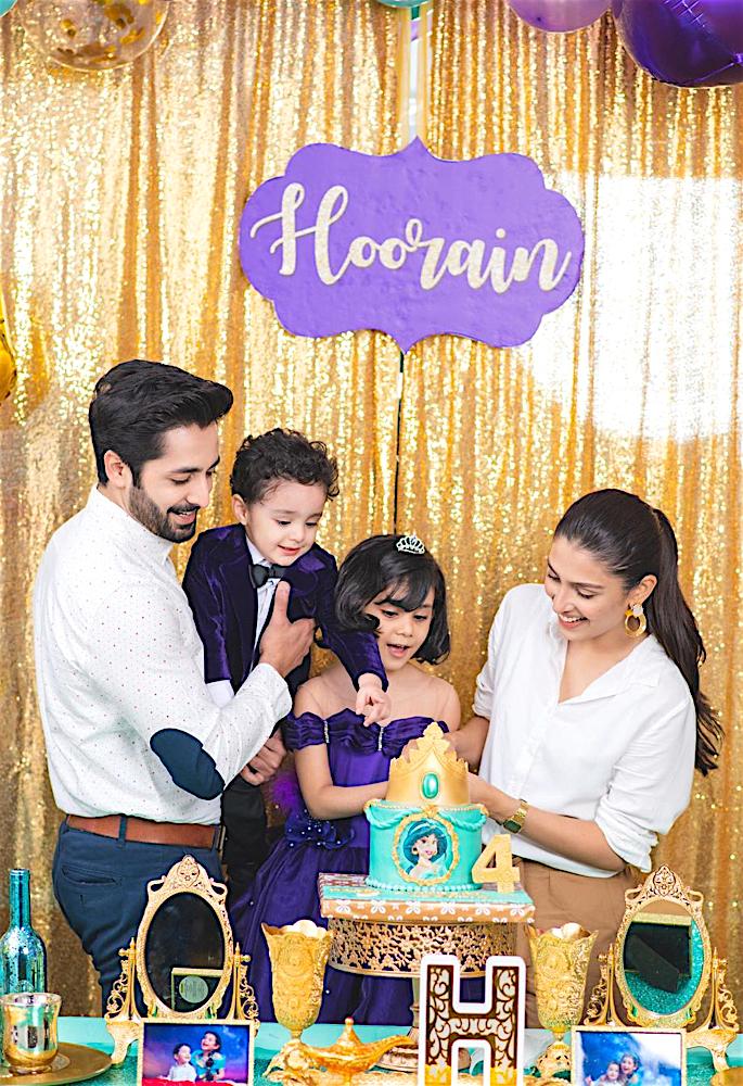 Actress Ayeza Khan shares Fond Memories from 2019 - cake3