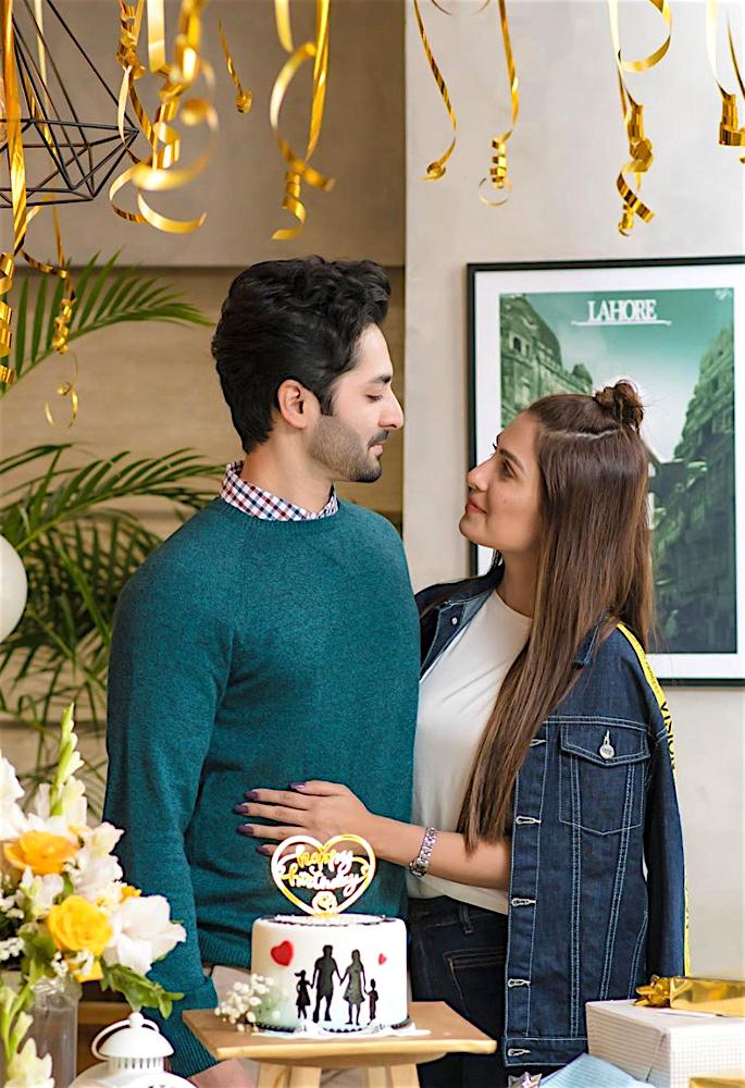 Actress Ayeza Khan shares Fond Memories from 2019 - gaze