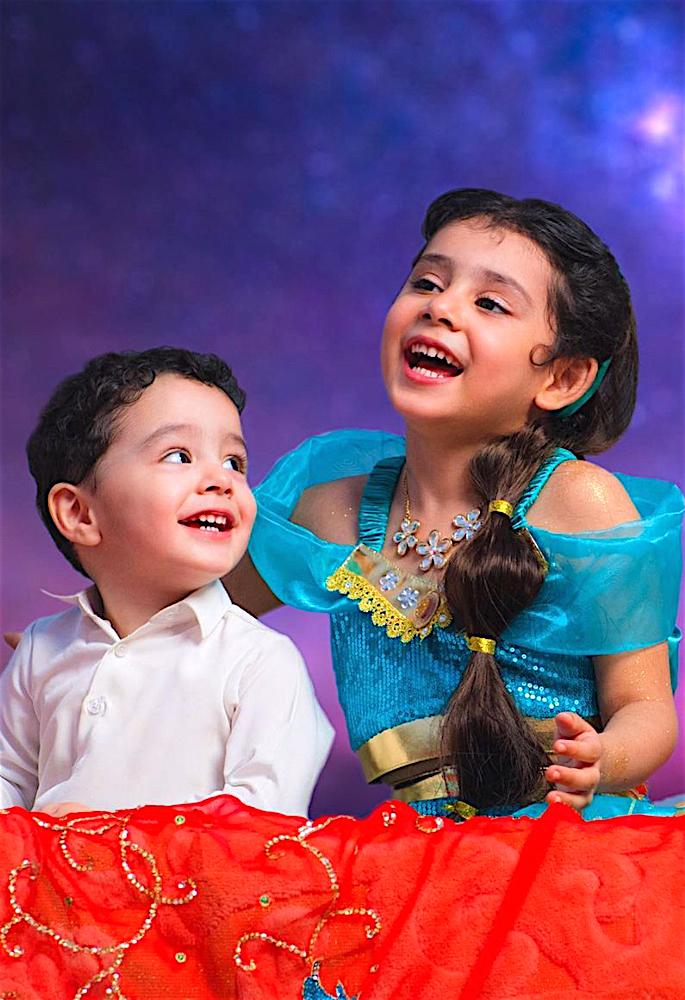 Actress Ayeza Khan shares Fond Memories from 2019 - kids