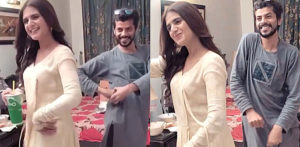 Actress Hira Mani captivates Fans with her Dance Moves - f1