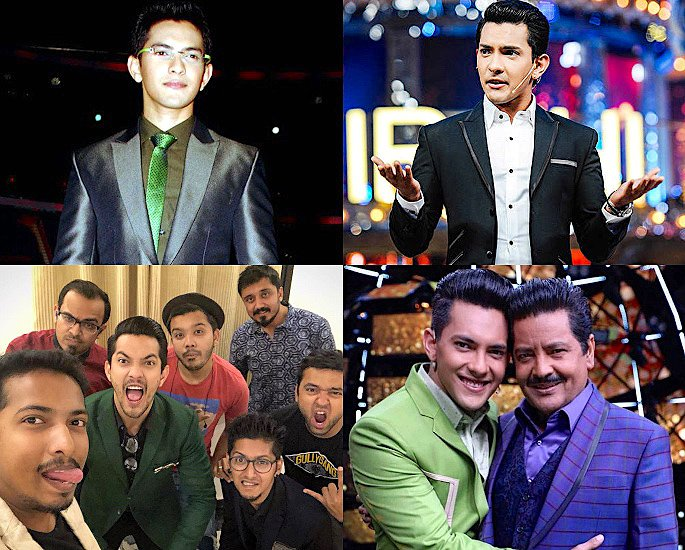 Aditya Narayan talks Early Life, Singing, Shows & Band - IA 3