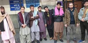 Afghan Men arrested in India for Smuggling Heroin f