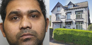 B&B Worker Sexually Assaulted Guest beside sleeping Husband f