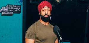 Gugz Bhogal wins BBC Asian Network 'Bhangra Project' - F