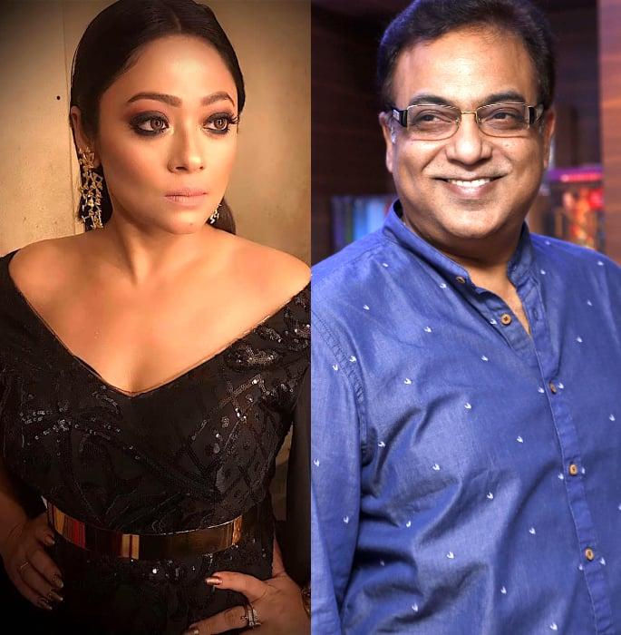 Bengali Actress Rupanjana accuses Arindam Sil in #MeToo - both