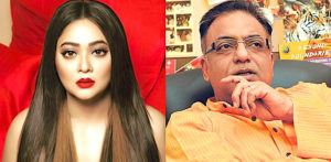 Bengali Actress Rupanjana accuses Arindam Sil in #MeToo - f1