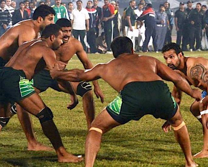 Circle Style Kabaddi World Cup 2020 Pakistan - IA 1