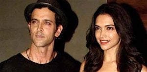 Deepika Padukone & Hrithik Roshan to star in Krrish 4? f