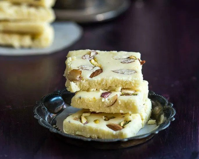 Delicious Types of Barfi to Make at Home - milk