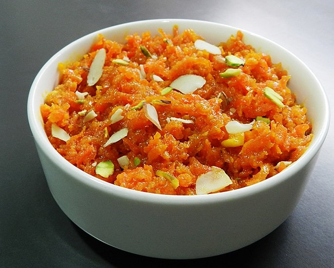 Different Types of Halwa to Make at Home - carrot