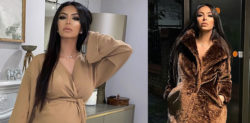 Faryal Makhdoom highlights Baby Bump with Chic Looks
