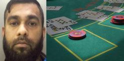 जुआरी ने विकलांग व्यक्ति को £ 10k जीत चोरी करने के लिए हमला किया