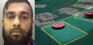 जुआरी ने विकलांग आदमी को £ 10k विजेता चुराने के लिए हमला किया