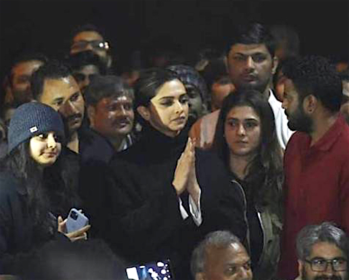 Has Deepika Padukone's JNU support Financially Cost Her? - jnu