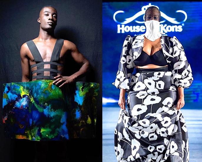 हाउस ऑफ iKons_ लंदन फैशन वीक फरवरी 2020 - 5