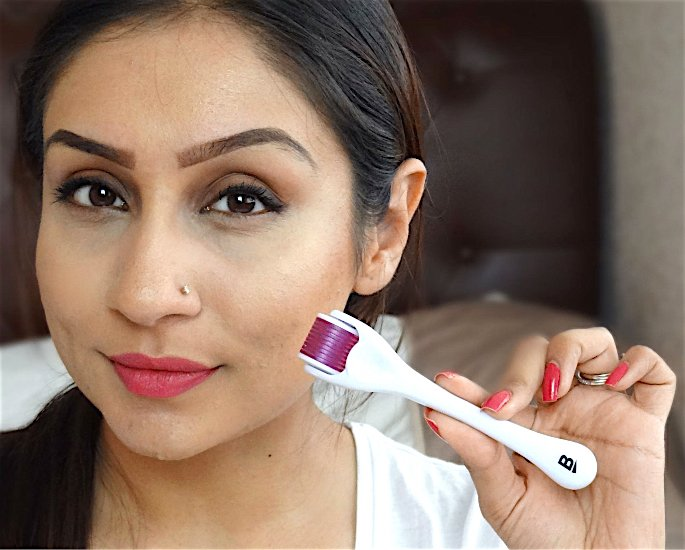 How to achieve Clear Skin All Year Round - derma roller