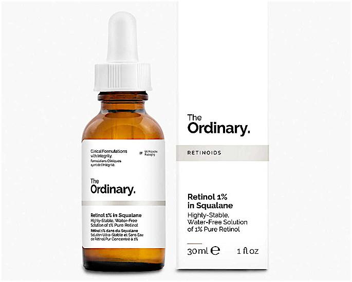 How to achieve Clear Skin All Year Round - retinol