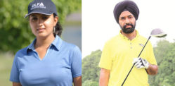 Indian Golfer Irina Brar accuses Husband of Domestic Violence