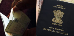 Indian Man fined for 'Rats ate my passport' Excuse