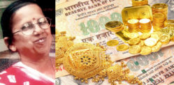 Indian Relatives steal Cash & Gold from Dead Woman